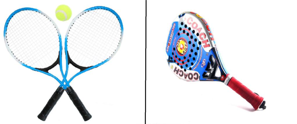 El tenis y el pádel