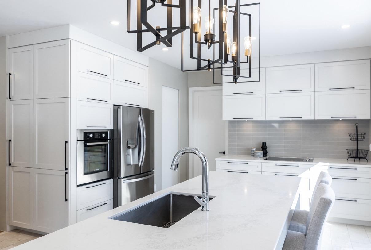 Remodelación de cocina contemporánea - Noticias de decoración del hogar
