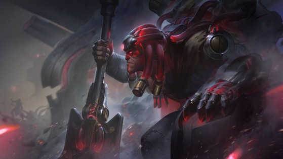 Resistencia de League of Legends Yorick - League of Legends