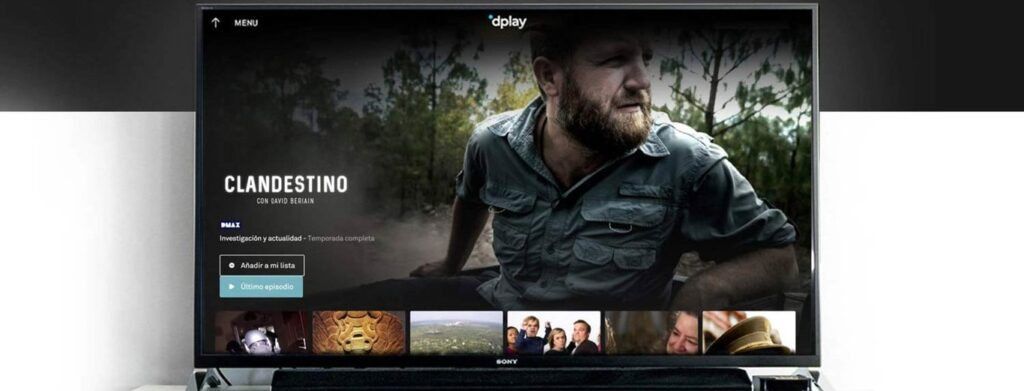 DPLAY Android TV