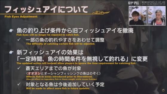FFXIV 5.4 Live Letter Translation: Actualización de pesca - Final Fantasy XIV