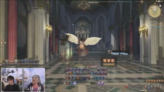 Traducción de cartas en vivo de FFXIV 5.4: Wings - Final Fantasy XIV