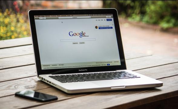 macbook google