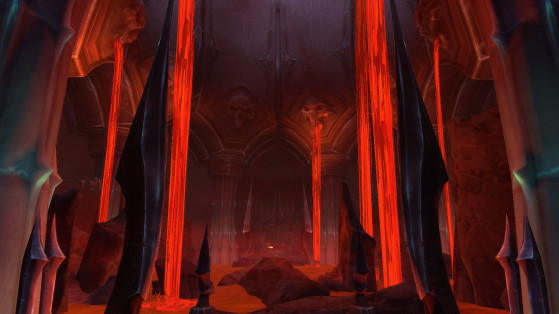 El diseño de la Torre de los Condenados cambia con cada visita - World of Warcraft