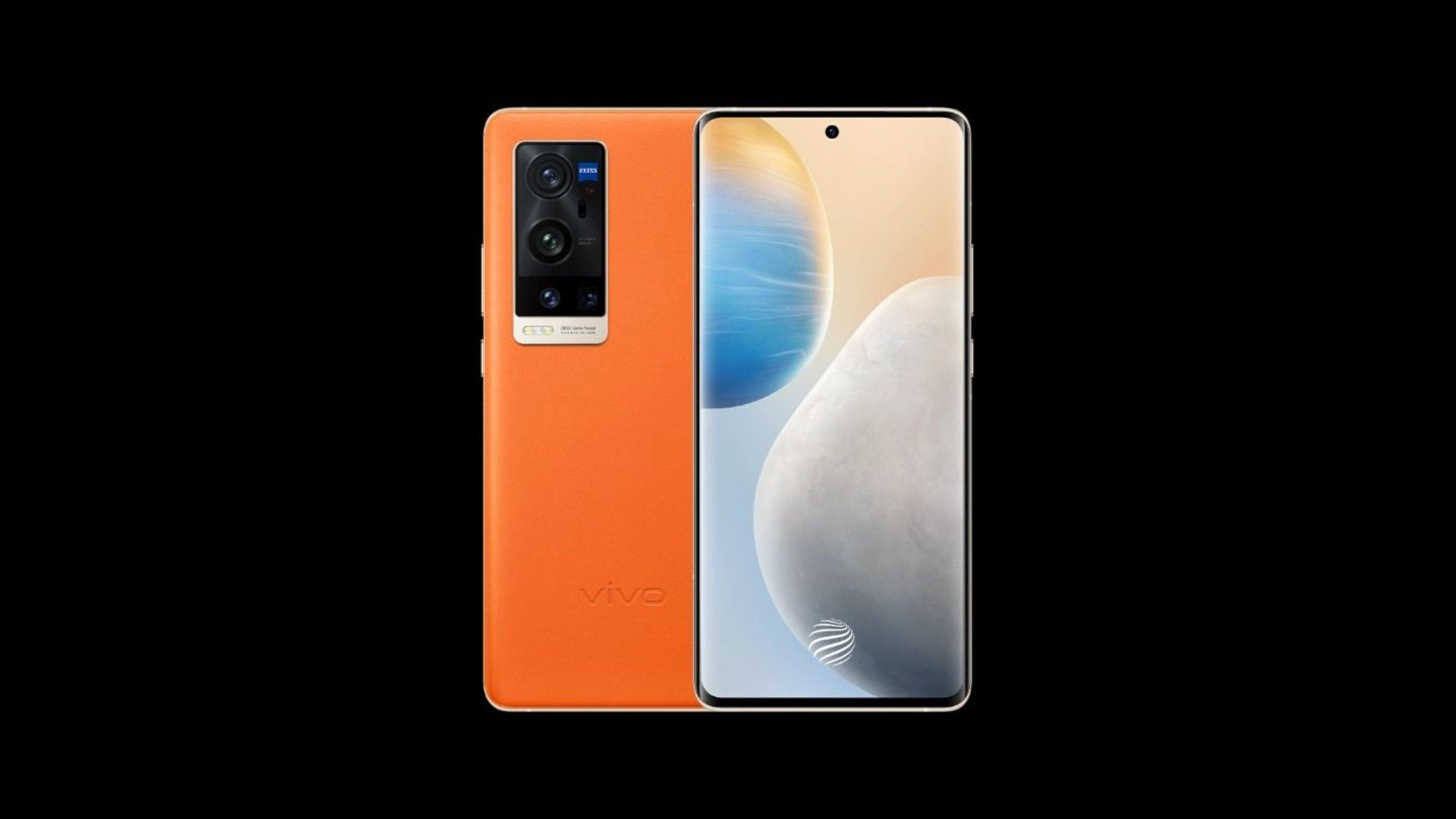vivo X60 Pro Plus Classic Orange destacado