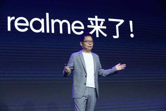 Li Bingzhong, director ejecutivo de Realme
