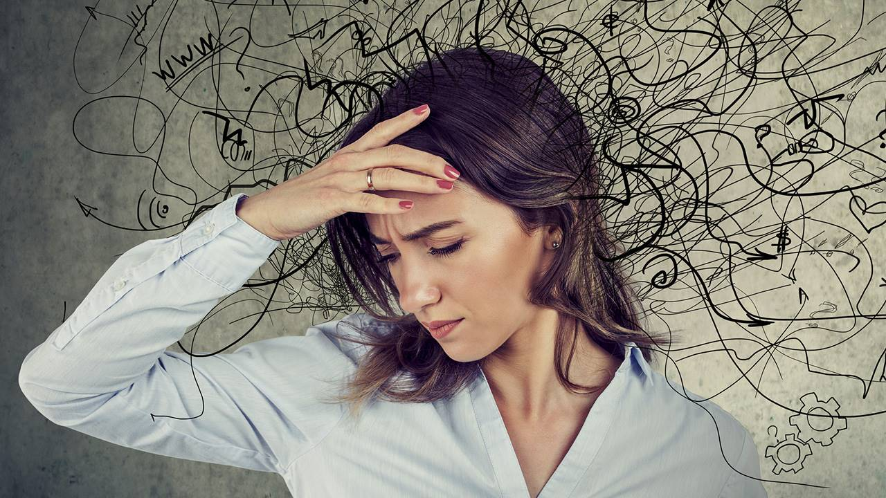 Gotas calmantes de la ansiedad