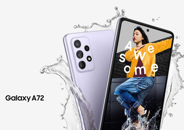 Destacado Galaxy A72 4G