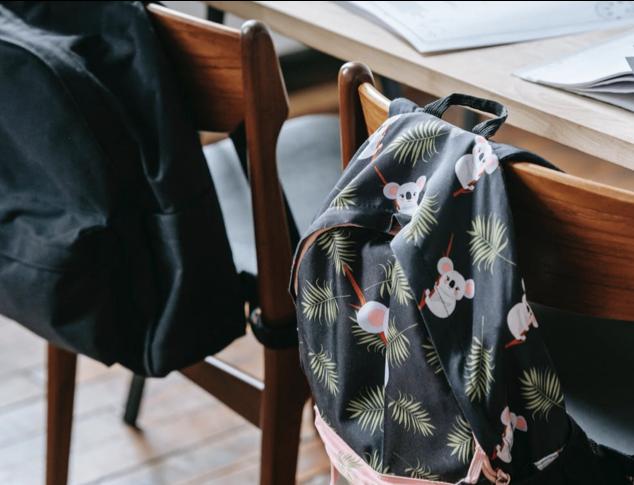 mochilas para niños