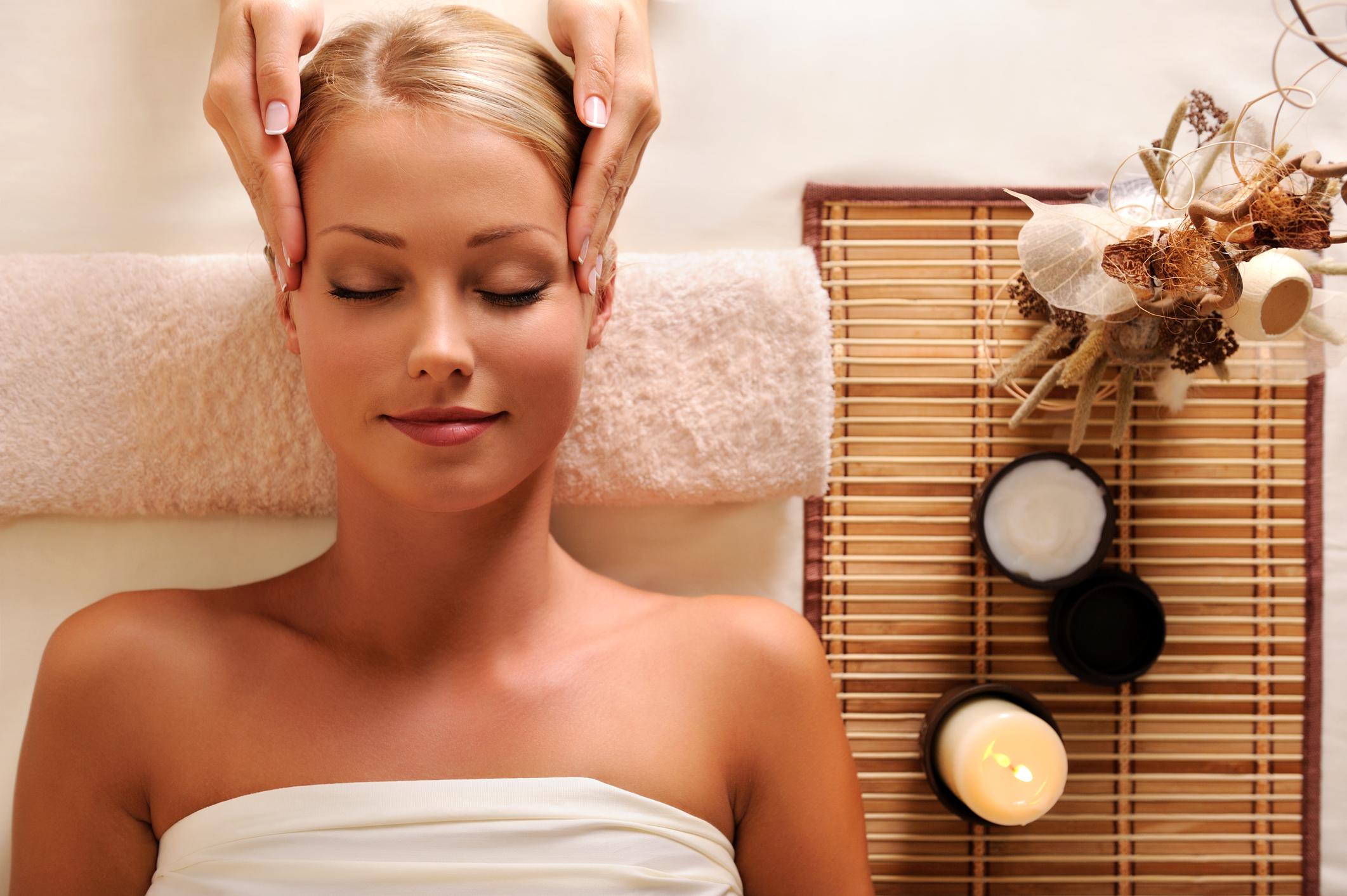masajes en spa